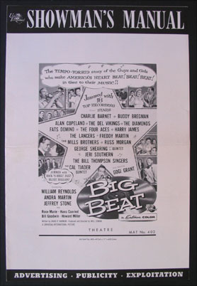 BIG BEAT, THE (The Big Beat) @ FilmPosters.com