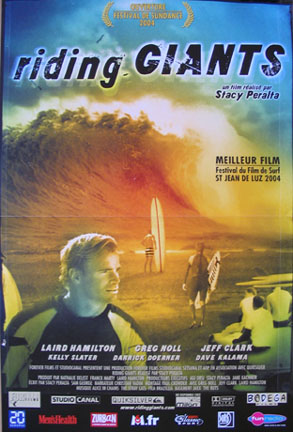 RIDING GIANTS @ FilmPosters.com