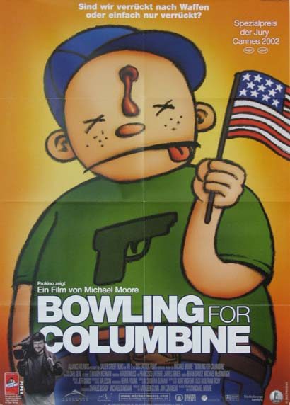BOWLING FOR COLUMBINE @ FilmPosters.com