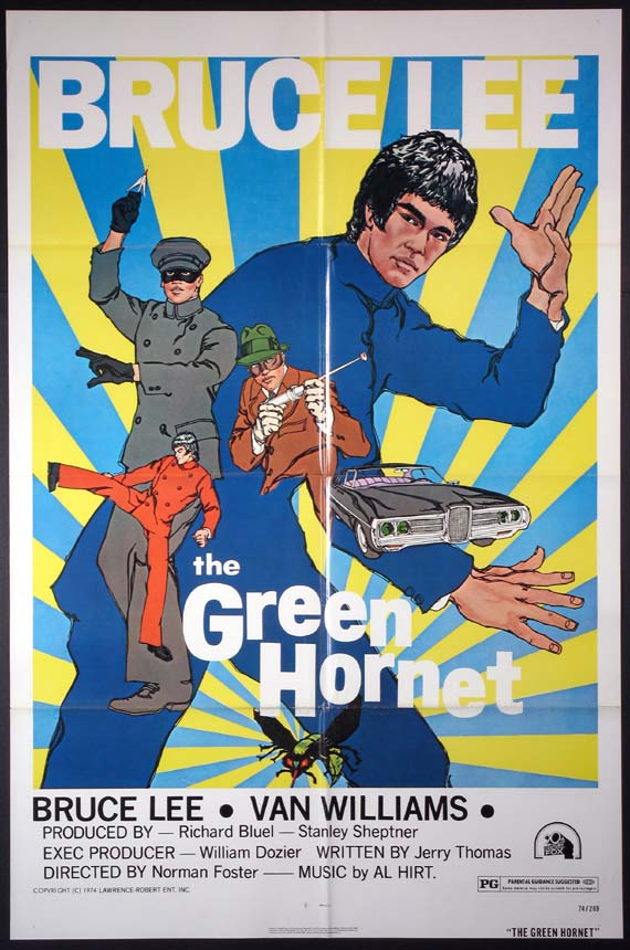 GREEN HORNET, THE @ FilmPosters.com