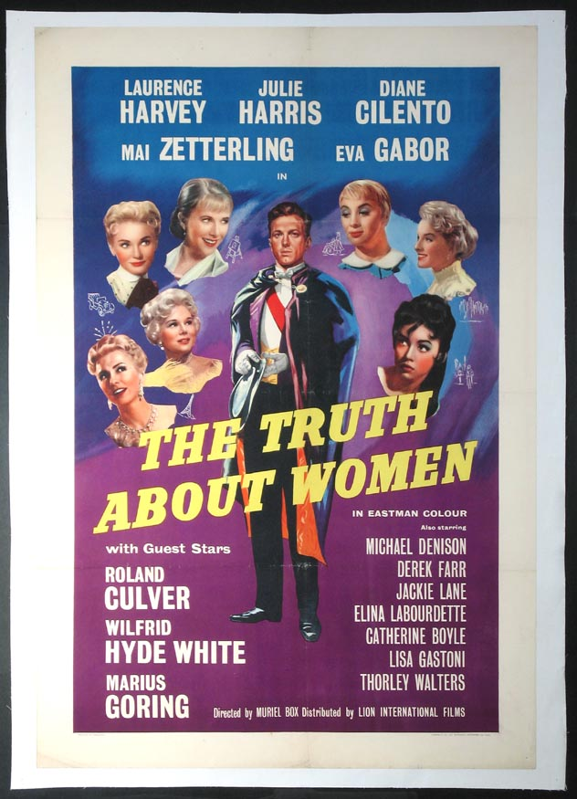 TRUTH ABOUT WOMEN, THE @ FilmPosters.com