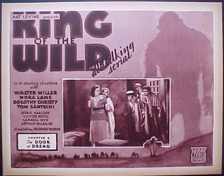 KING OF THE WILD, Chapter #9 @ FilmPosters.com