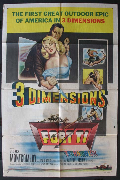 FORT TI @ FilmPosters.com