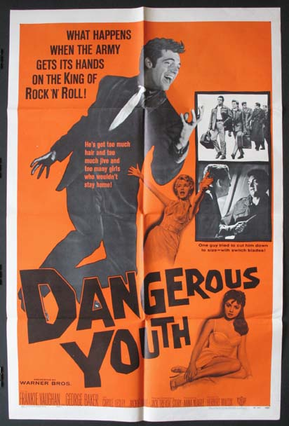 DANGEROUS YOUTH @ FilmPosters.com