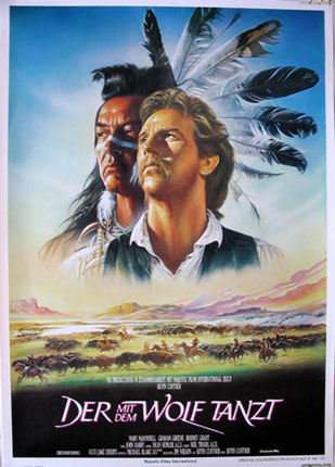 DANCES WITH WOLVES @ FilmPosters.com