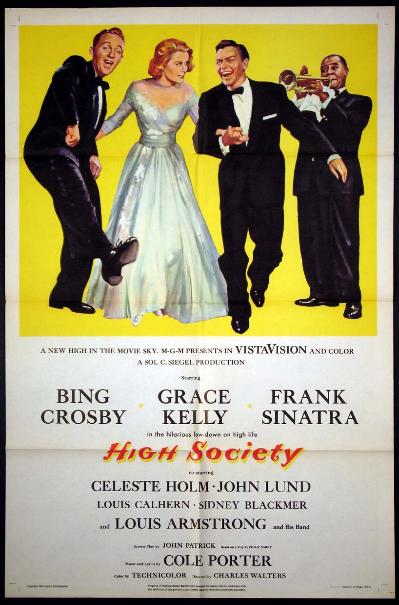 HIGH SOCIETY @ FilmPosters.com