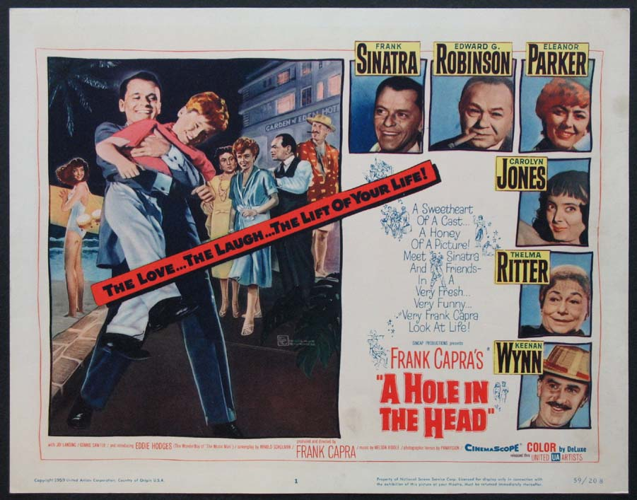 HOLE IN THE HEAD, A @ FilmPosters.com