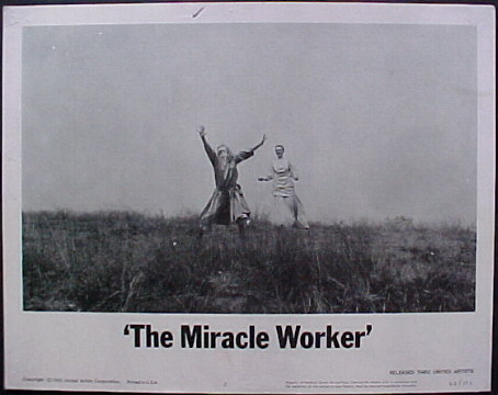MIRACLE WORKER @ FilmPosters.com