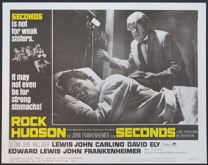 SECONDS @ FilmPosters.com