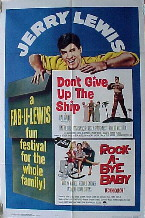 DON'T GIVE UP THE SHIP / ROCK-A-BYE BABY @ FilmPosters.com