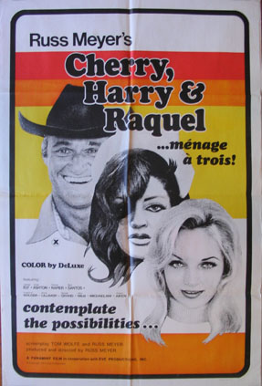 CHERRY, HARRY AND RAQUEL @ FilmPosters.com