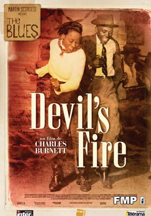 THE BLUES: WARMING BY THE DEVIL'S FIRE (The Devils Fire) @ FilmPosters.com