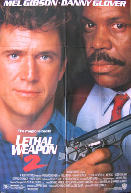 LETHAL WEAPON 2 (Lethal Weapon Two) @ FilmPosters.com