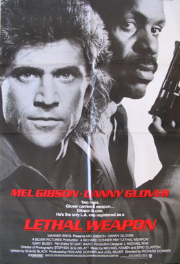 LETHAL WEAPON @ FilmPosters.com