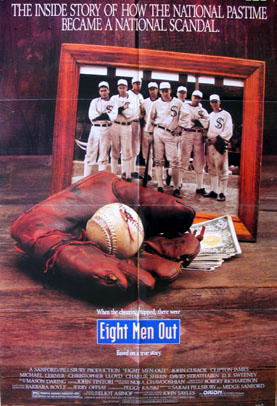EIGHT MEN OUT (8 Men Out) @ FilmPosters.com