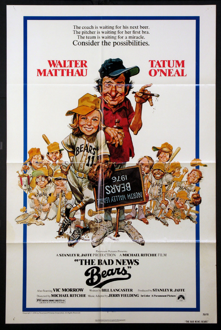 BAD NEWS BEARS @ FilmPosters.com