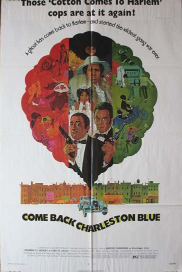 COME BACK CHARLESTON BLUE (Come Back, Charleston Blue) @ FilmPosters.com