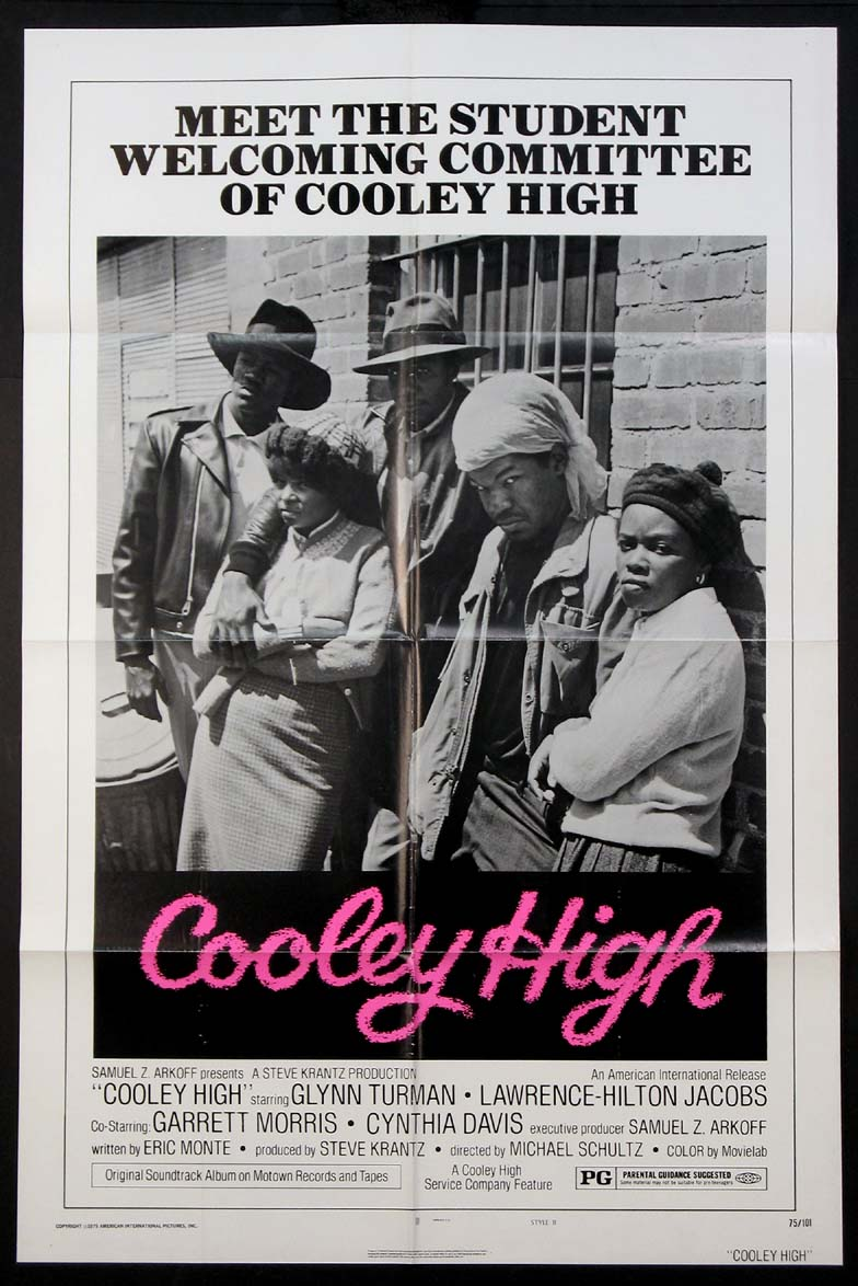 COOLEY HIGH @ FilmPosters.com