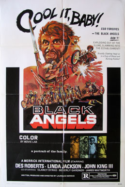 BLACK ANGELS @ FilmPosters.com