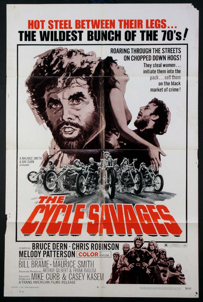 CYCLE SAVAGES @ FilmPosters.com