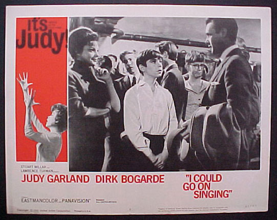 I COULD GO ON SINGING @ FilmPosters.com