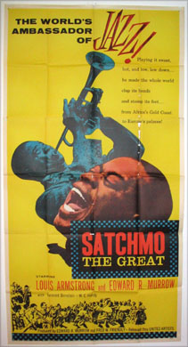 SATCHMO THE GREAT @ FilmPosters.com