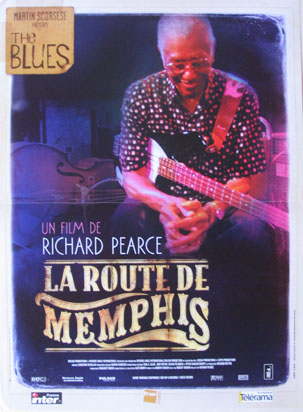 THE BLUES: ROAD TO MEMPHIS @ FilmPosters.com