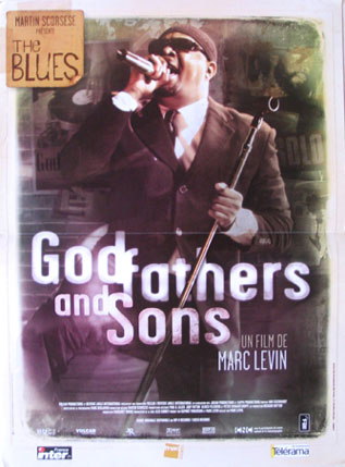 THE BLUES: GODFATHERS AND SONS @ FilmPosters.com