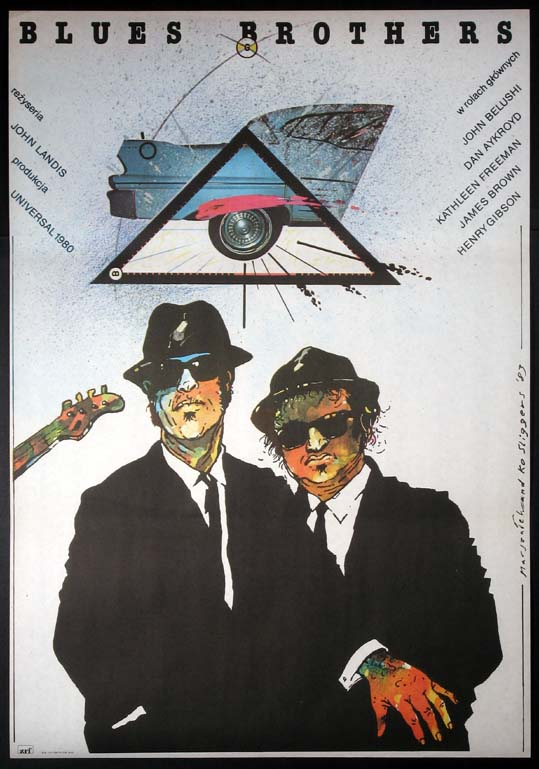BLUES BROTHERS @ FilmPosters.com