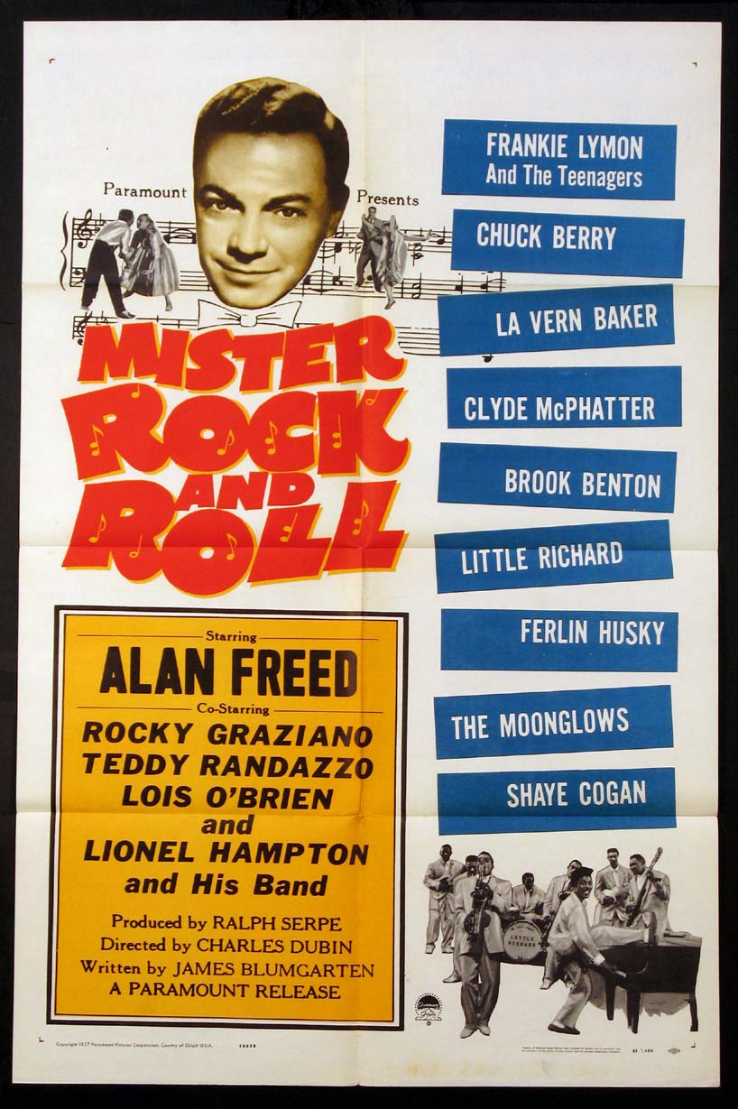 MISTER ROCK AND ROLL @ FilmPosters.com