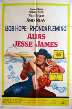 ALIAS JESSE JAMES @ FilmPosters.com