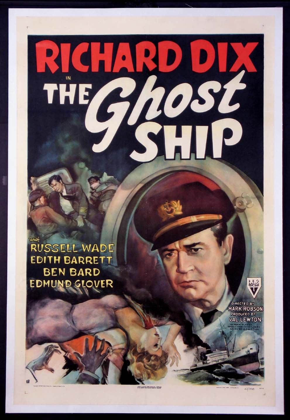 GHOST SHIP, THE (The Ghost Ship) @ FilmPosters.com