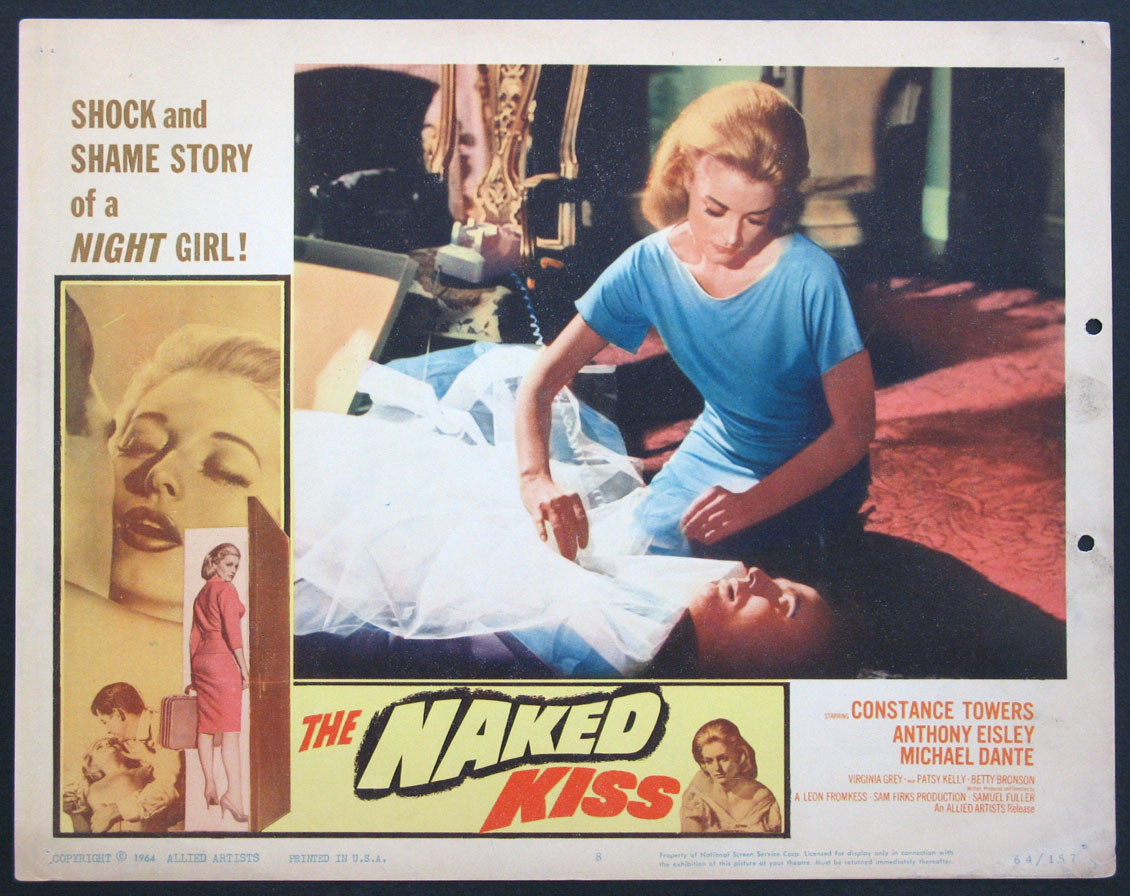 NAKED KISS @ FilmPosters.com