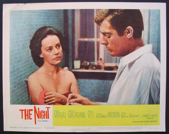 LA NOTTE (The Night) @ FilmPosters.com