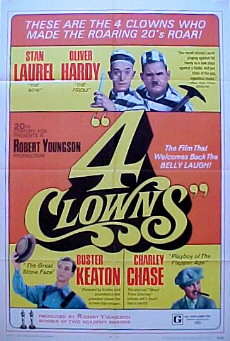 FOUR CLOWNS @ FilmPosters.com