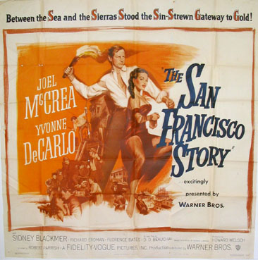 SAN FRANCISCO STORY @ FilmPosters.com