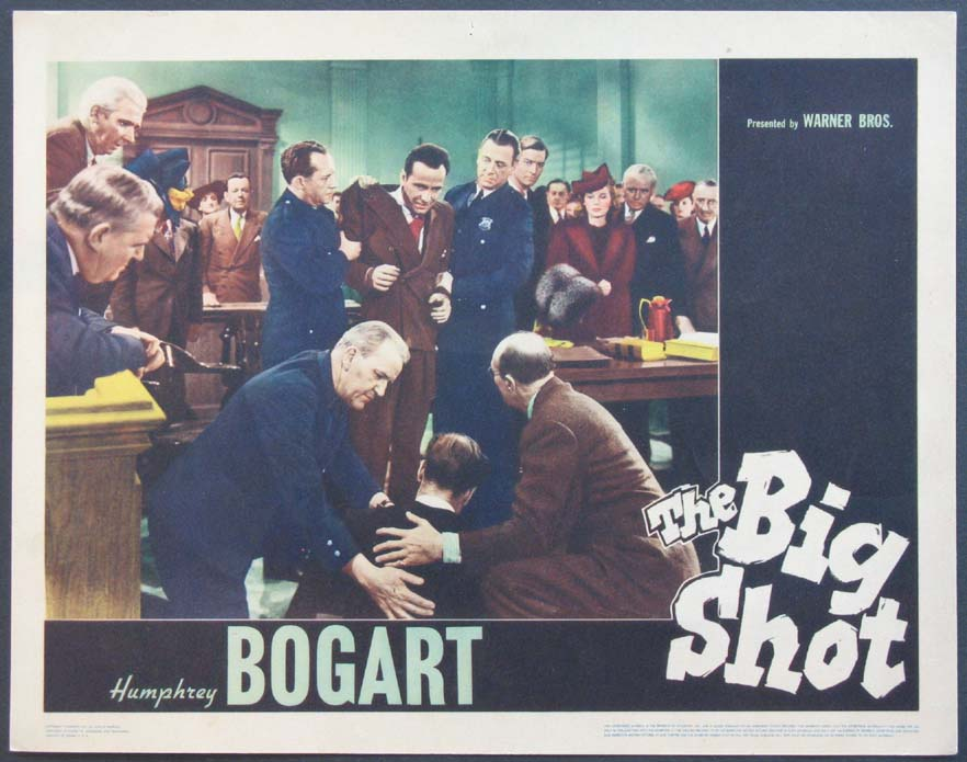 BIG SHOT, THE (The Big Shot) @ FilmPosters.com