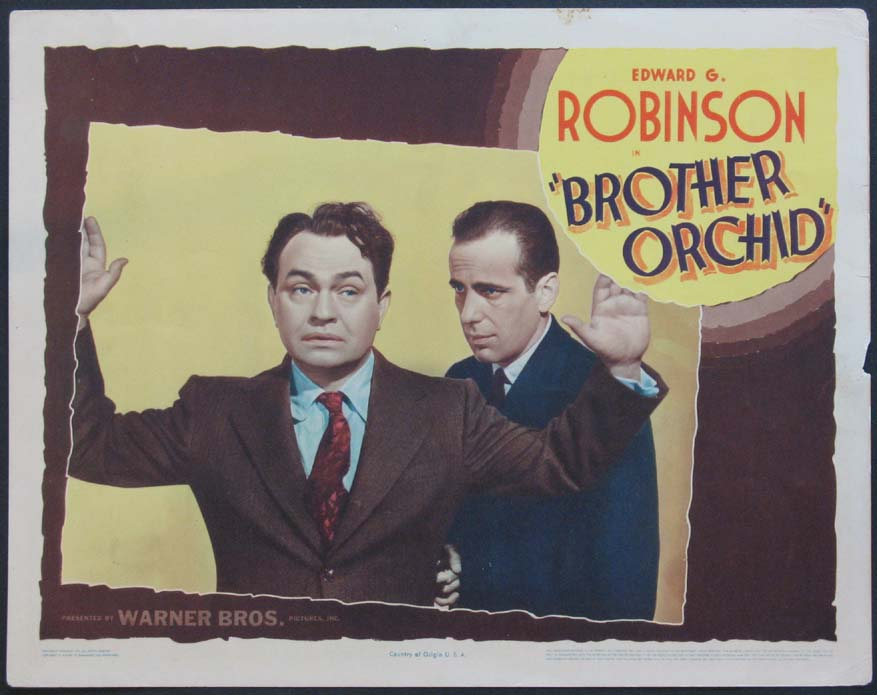 BROTHER ORCHID @ FilmPosters.com