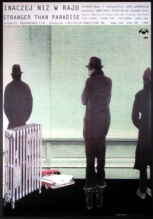 STRANGER THAN PARADISE @ FilmPosters.com