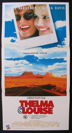 THELMA AND LOUISE (Thelma & Louise) @ FilmPosters.com