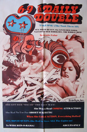 DAILY DOUBLE (6-9 The Daily Double) @ FilmPosters.com