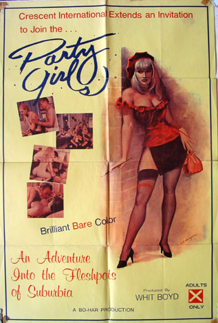 PARTY GIRL @ FilmPosters.com