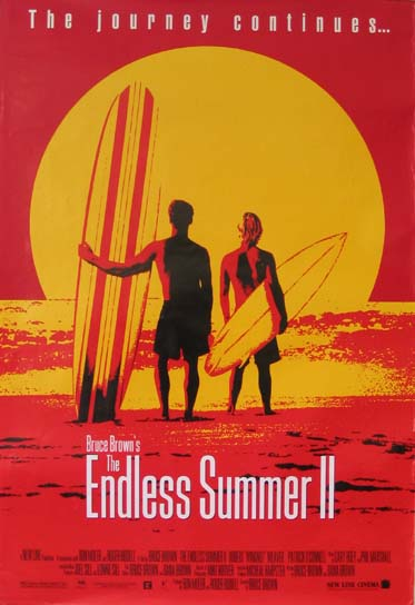 ENDLESS SUMMER 2 (Endless Summer II) @ FilmPosters.com