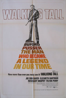 WALKING TALL @ FilmPosters.com