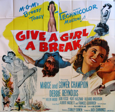 GIVE A GIRL A BREAK @ FilmPosters.com