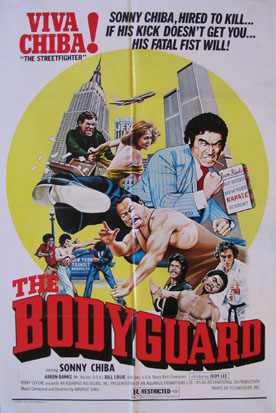 BODYGUARD, THE (The Bodyguard) @ FilmPosters.com