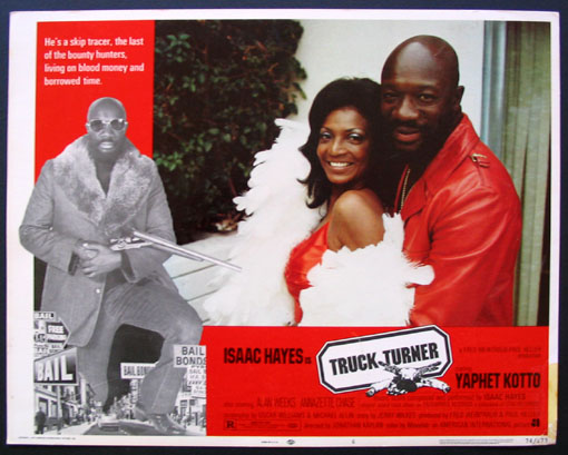 TRUCK TURNER @ FilmPosters.com