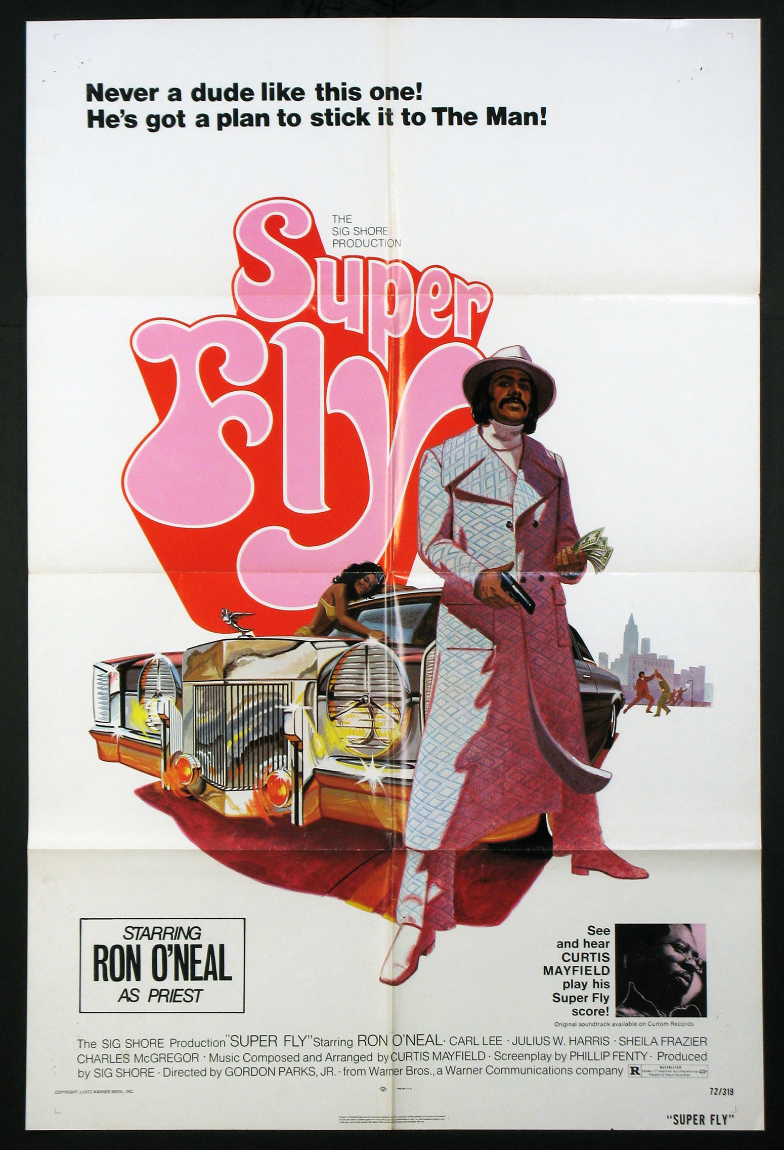 SUPERFLY (Super Fly) @ FilmPosters.com