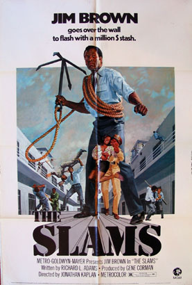 SLAMS, THE (The Slams) @ FilmPosters.com
