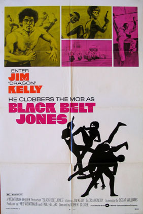 BLACK BELT JONES @ FilmPosters.com